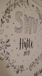 SMV Hütte 2017
