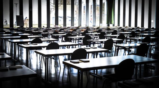 Abiturarbeiten können eingesehen werden